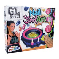Grafix Girls Nail Swirl Art Kit