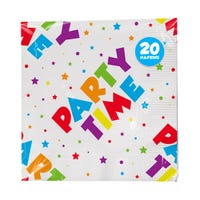 Paper Napkins Party 20 Pack