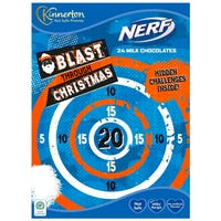 Kinnerton Chocolate Advent Calendar Nerf