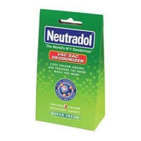 Neutral Vac Sac Deodoriser  Super Fresh 3 Pack