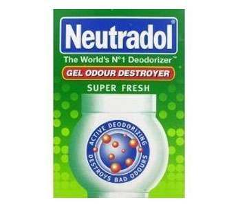 Neutradol Gel Odour Destroyer  – Super Fresh