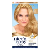 Clairol Nice 'n Easy Permanent Light Beige Blonde 9B Hair Dye