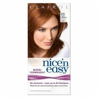 Clairol Nice 'n Easy No Ammonia Light Golden Red 93 Hair Dye
