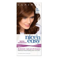 Clairol Nice 'n Easy Semi Permanent Medium Bronze Brown 95 Hair Dye