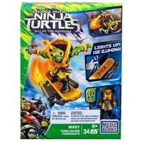 Mega Blocks TMNT Ninja Turtles