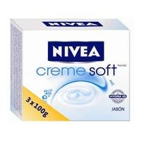 Nivea Creme Care Soft Soap 3 Pack