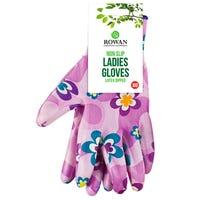 Non-slip Ladies Gardening Gloves Large