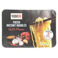 Yumsu Instant Noodles Chilli Flavour 255g