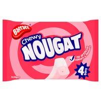 Barratt Nougat Bars 4 Pack