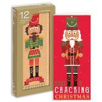Portrait Cards Nut Cracker 12 Pack