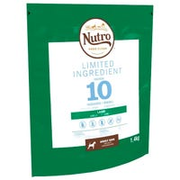 Nutro Wild Frontier Diet Adult Dog Food - Lamb 1.4kg