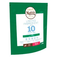 Nutro Wild Frontier - Limited Ingredients Diet Adult Small Dog Food - Lamb 1.4kg