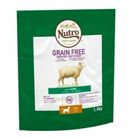 Nutro Wild Frontier Puppy Dry Food - Lamb 1.4kg