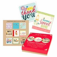 Mixed Occasion Cards in Keepsake Box 8 Pack