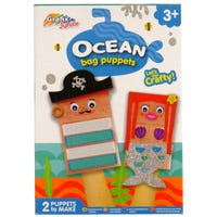 Graffix Ocean Bag Puppets