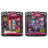Off The Hook Dolls Assorted 2 Pack