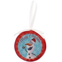 Frozen Olaf Christmas Tree Decoration 8cm