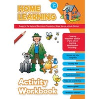 Learning at Home Activity Books Old Macdonald