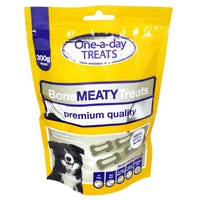 One-A-Day Bone Meaty Treats 300g