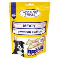 One-A-Day Chicken Steak Meaty Steaks 300g