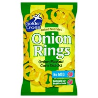 Golden Cross Onion Rings 150g