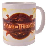 Game of Thrones Mug Opening Logo 11oz