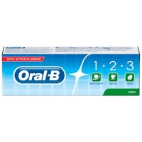 Oral B 1-2-3 Toothpaste Mint 100ml