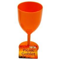 Picnic Goblet Orange