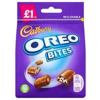 Cadbury Bag Oreo Bites 95g