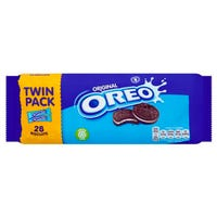 Oreo Original Sandwich Biscuits 2 Pack