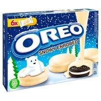 Oreo Snowy Enrobed Cookies 246g