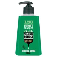 Original Source Handwash Mint And Tea Tree 250ml