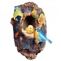 Outdoor Polyresin Bird Nest