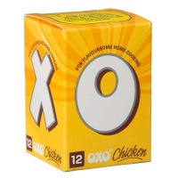 Oxo Cubes Chicken 12's