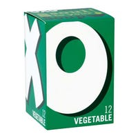 Oxo Cubes 12's Vegetable