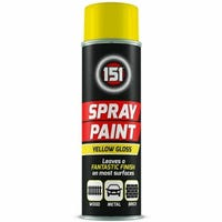 Yellow Gloss Spray Paint 250ml