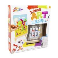 Junior Art Paint Easel Studio Set