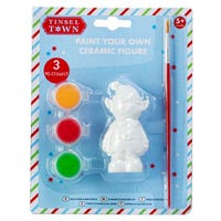 Tinseltown Paint Your Own Elf