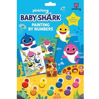 Baby Shark Painting By Numbers