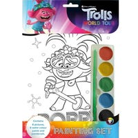 Trolls 2 Painting Set