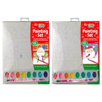 Christmas Penguin Painting Set Assorted