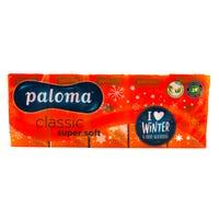 Paloma Pocket Tissues 10 Pack