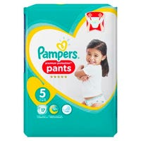 Pampers Active Nappy Pants Size 5 17 Pack