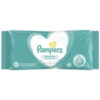 Pampers Baby Wipes Sensitive 52 Pack