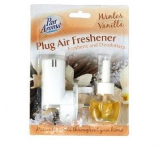 Pan Aroma Plug In Air Freshener Winter Vanilla