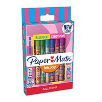 Papermate Inkjoy Ballpoint Candy Pop 10 Pack