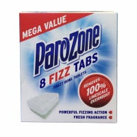 Parazone Fizz Tabs 8 Pack