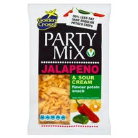 Golden Cross Party Mix Jalapeno and Sour Cream 150g