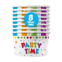 Treat Tubs Party 8 Pack