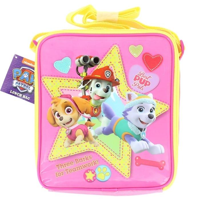Paw Patrol Girls Vertical Lunch Bag